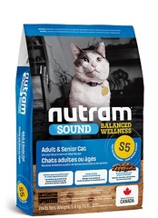 Sound Cat Adult Breeder S5 - 20kg