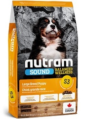 Sound Large Breed Puppy S3