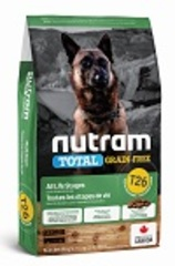 Nutram Grain Free Dog Diets