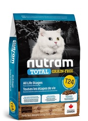 Total Grain Free Cat Salmon & Trout T24 - 6.8kg