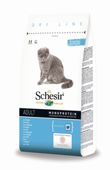 Schesir Adult Cat with Fish - 400g