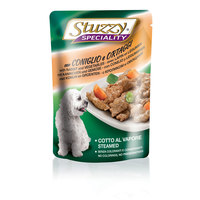 Stuzzy Speciality Pouches Rabbit & Vegetables - 24 x 100g