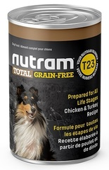 Total Grain Free - Turkey & Chicken T23 - 12 x 369g Cans