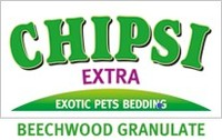 Chipsi Bedding for Exotic Pets